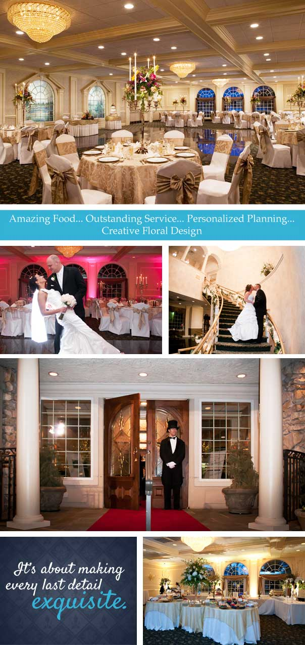 About The Westwood - NJ Wedding Venue and Catering Hall