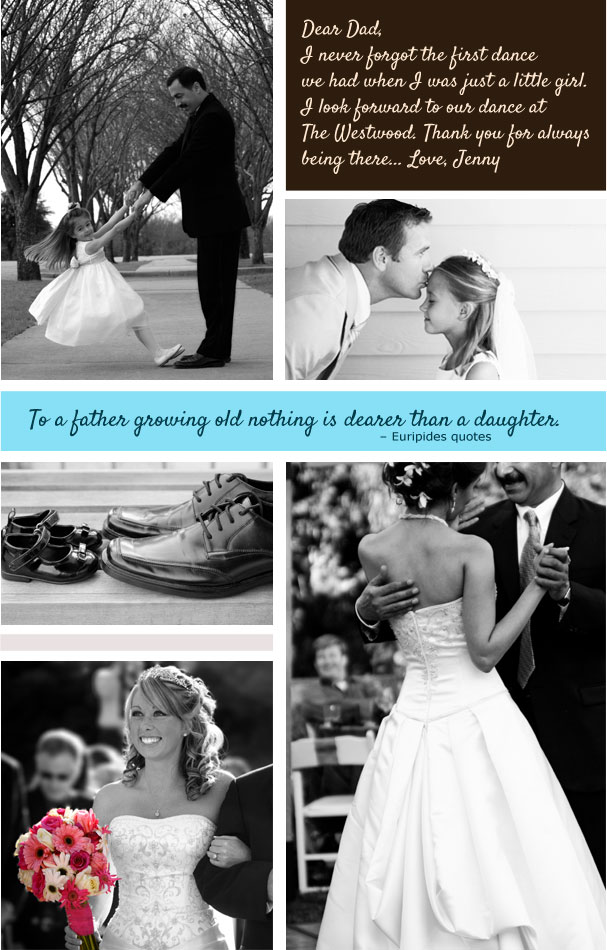 Share Your Wedding Day with Your Dad at The Westwood