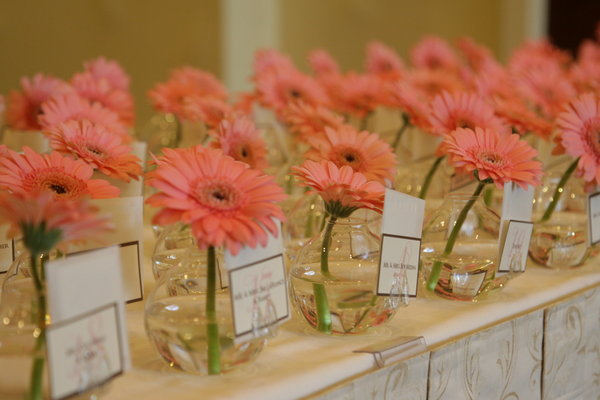 Do it yourself (DIY) Wedding Favor - Flowers