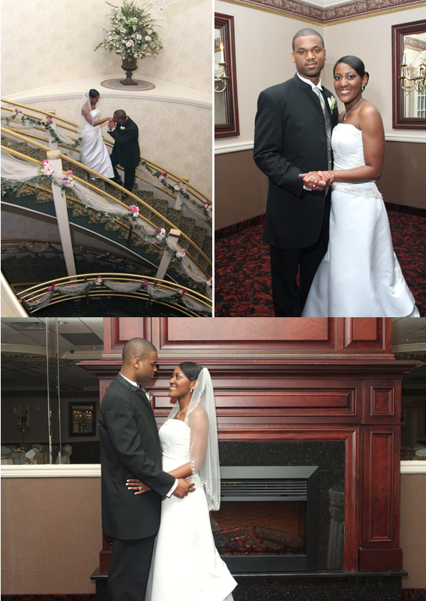 Westwood Wedding Wednesdays - Kathia and Jabari